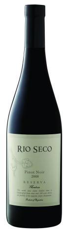 Rio Seco 2008 Reserva Pinot Noir
