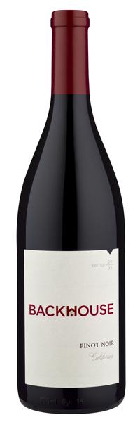 Cecchetti 2011 Backhouse Pinot Noir