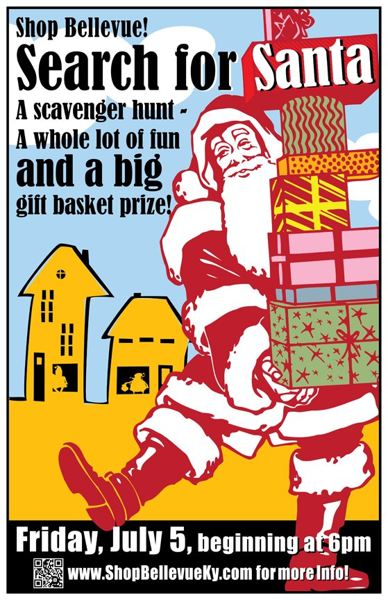 Search for Santa
