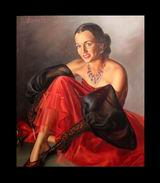 Portrait by Charlotte