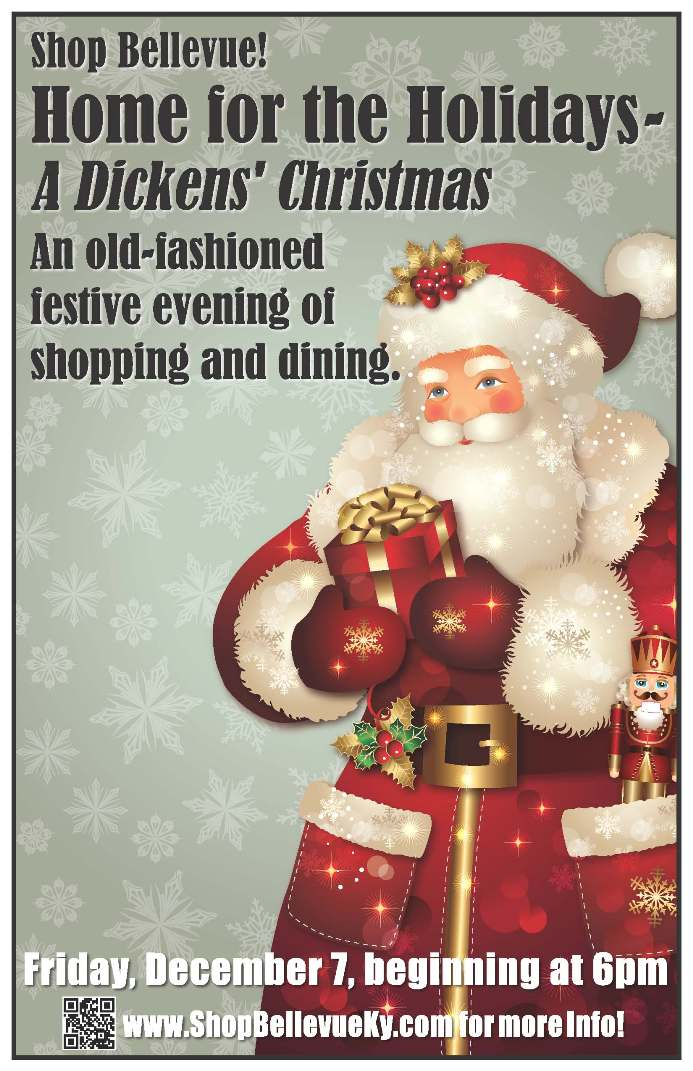 December Shop Bellevue!
