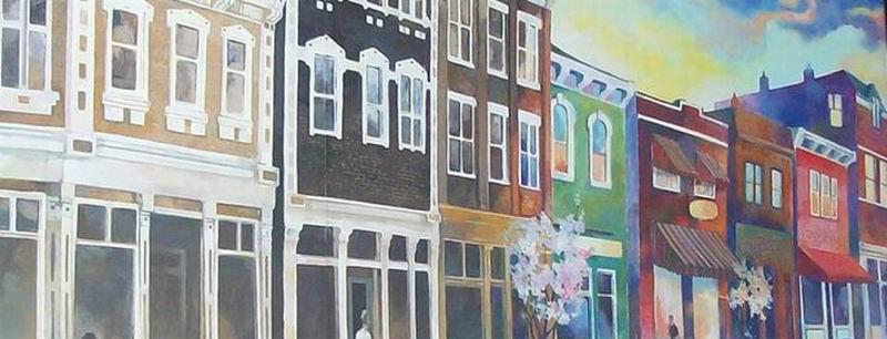 Tyler HIldenbrand mural