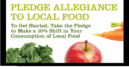 Local Food Pledge