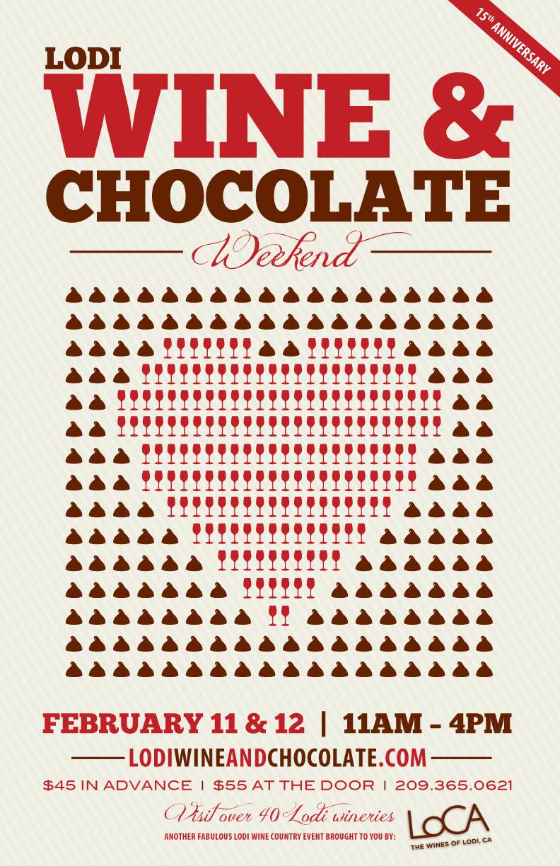 Wine & Chocolate 2012