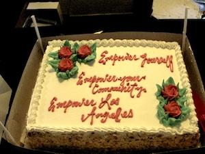 ELA cake