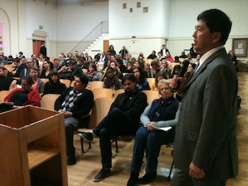 BH at the Silver Lake Neighborhood Council