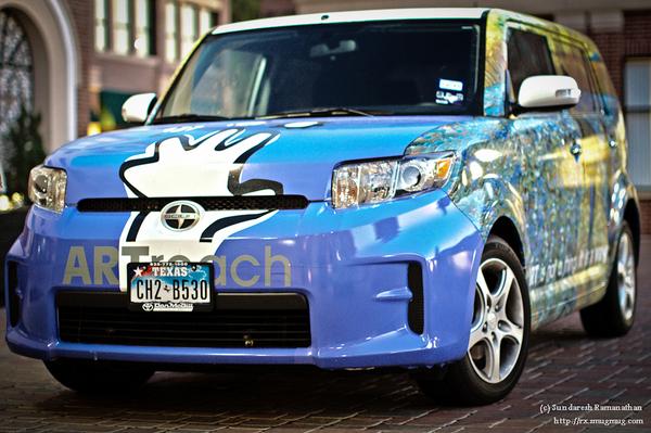 ART Car Scion
