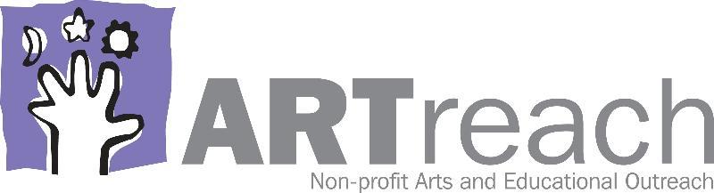large artreach logo