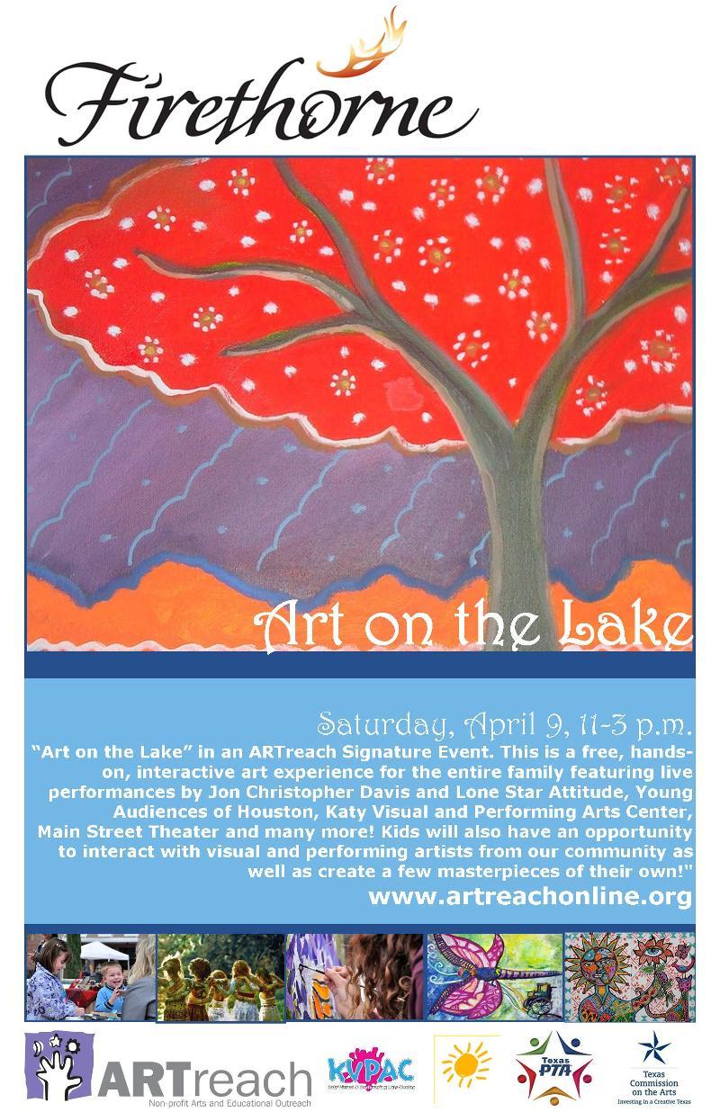 Art on the Lake