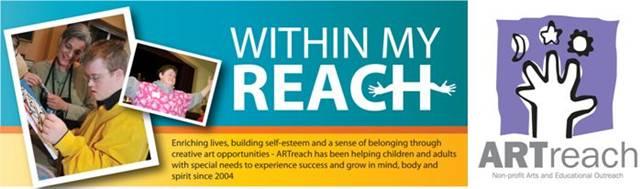 Within My Reach logo banner