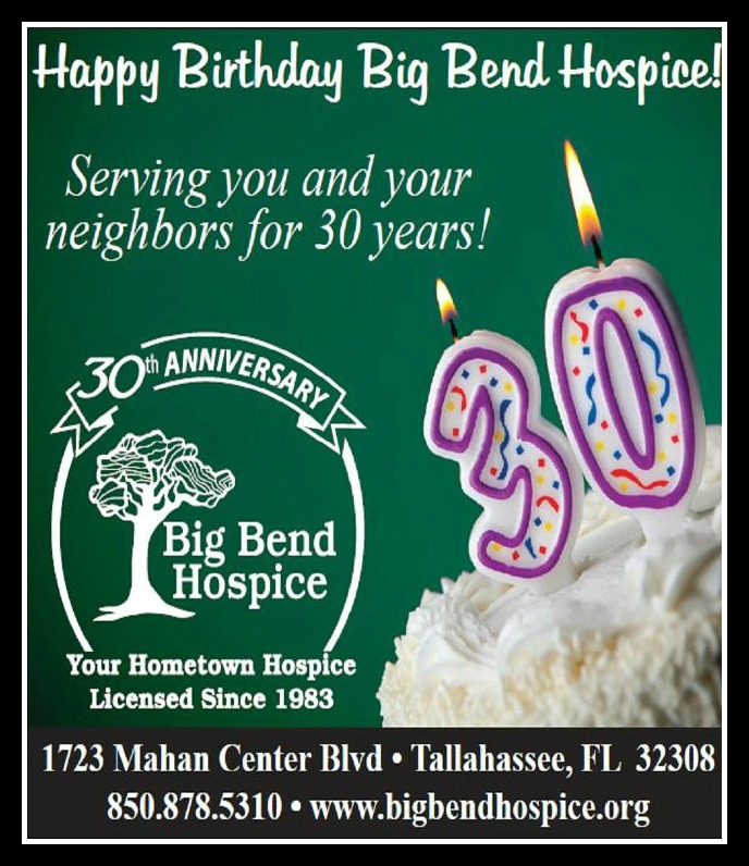 Big Bend Hospice 30th bday