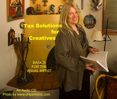 Tax Solutions for Creatives: An Audio CD