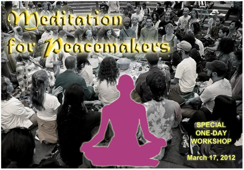 meditation for peacemakers