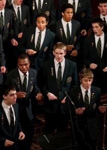 The Grads of Keystone Boy Choir