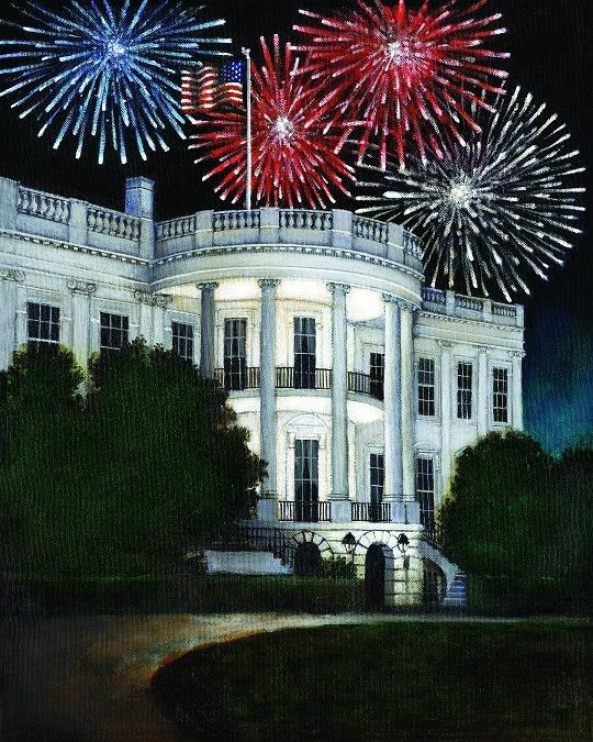 White House. Photo Daniel Kessler