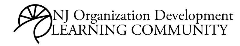 NJOD Learning Community