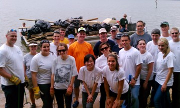 Back River Cleanup