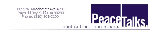 Peace Talks Logo