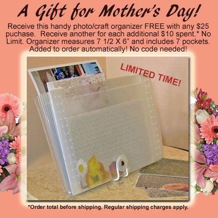 Mother's Day 2012 Gift with Purchase