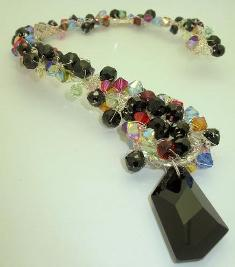 spring fashion, spring trends, beaded necklace