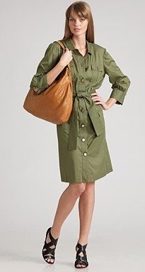 spring fashion, spring trends, shirt dress