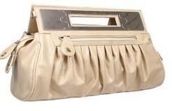 Donnie beige clutch, cruelty free shoes, cruelty free handbags, cruelty free fashion
