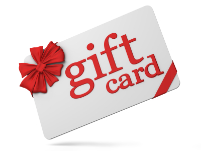 holiday giftcard