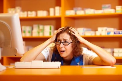 pharmacist mistake