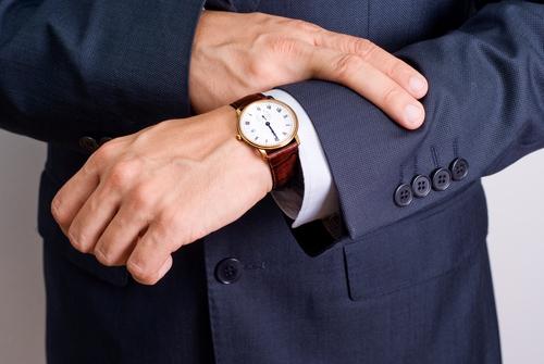 business man_ watch