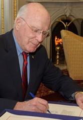 Senator Leahy