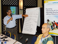 Participants from Workshop in Tunisia