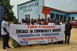 Salala, Liberia, workshop