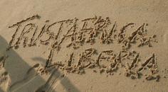 Liberia sand