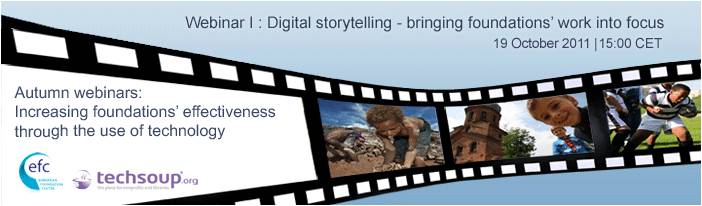 Digital Storytelling Banner