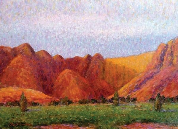 Art In Kayenta Pic