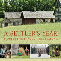Front cover of A Settlers Year