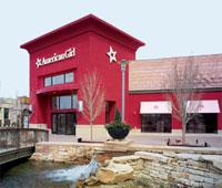 Photo of the Denver Colorado American Girl store.