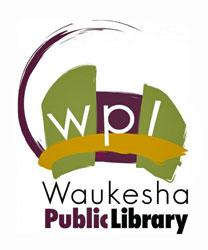 Waukesha WI Public Library logo