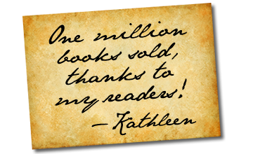 One Million Books Sold Thank You.