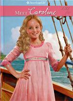 Cover of the award-winning Caroline Abbott book,