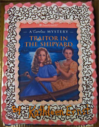 Traitor In The Shipyard cake