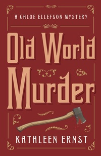 Old World Murder Book Cover
