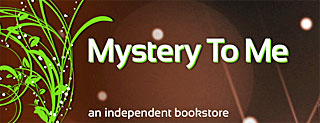 Mystery To Me Bookstore logo