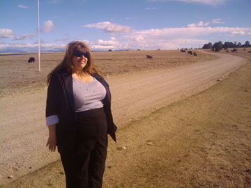Paula in May 2011