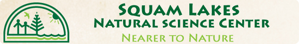 Squam Lakes Natural Science Center Header