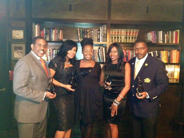 Midwin Blackstreet award 1
