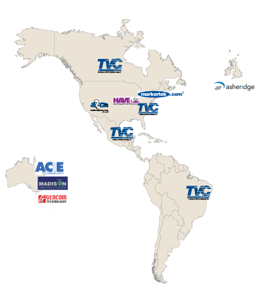 WSE Distributor Locations