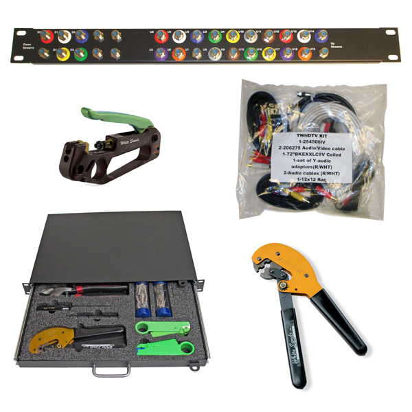 Tools, Panels and Kits