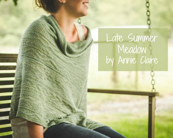 Project Focus: Summer Meadow