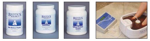 Biotics detox
